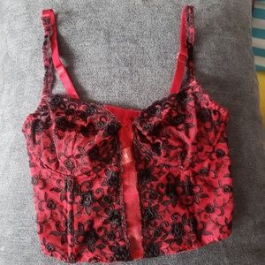 3 for $20! ❤ Sexy Lace Bustier